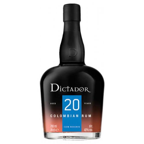 Dictador 20yo Solera System Rum