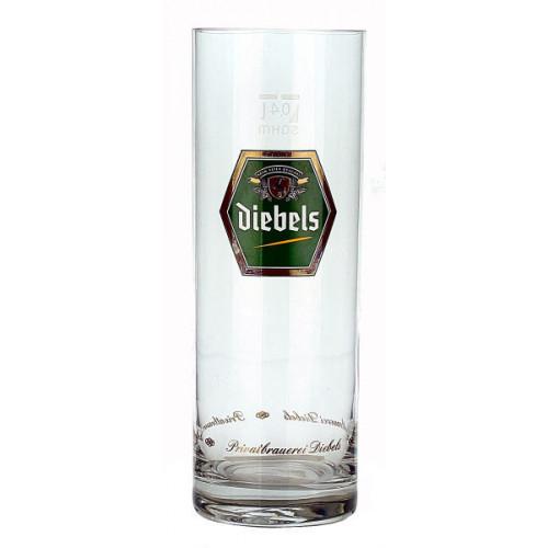 Diebels Stange Glass 0.4L