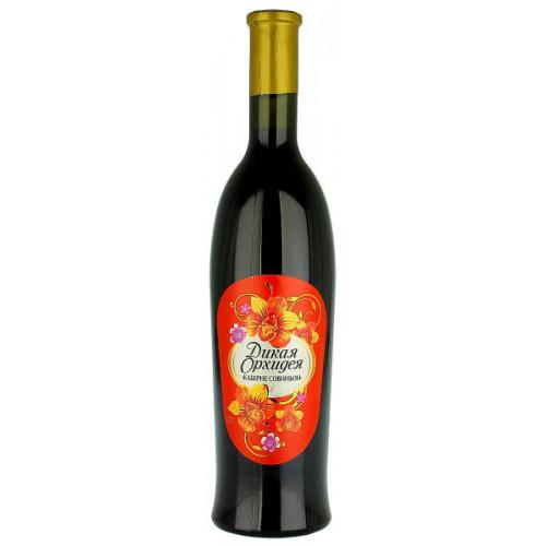 Dikaya Orhideya Cabernet Sauvignon Red Semi Sweet