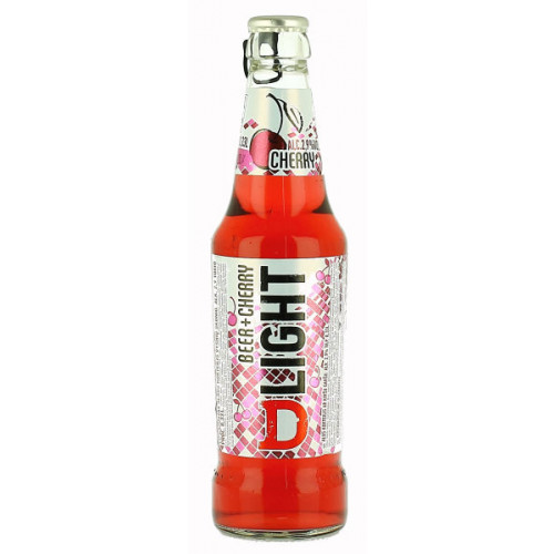 DLight Beer and Cherry