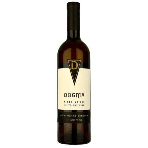 Dogma Pinot Grigio White Dry