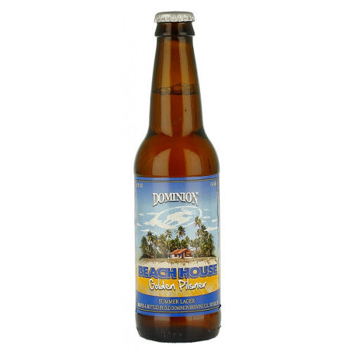 Dominion Beach House Golden Pilsner
