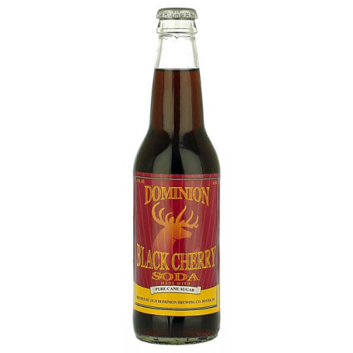 Dominion Black Cherry Soda