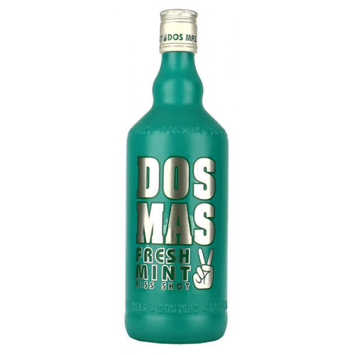 Dos Mas Fresh Mint Kiss Shot