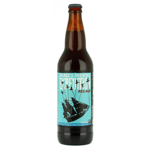 Drakes Brewing Co Expedition Red Ale