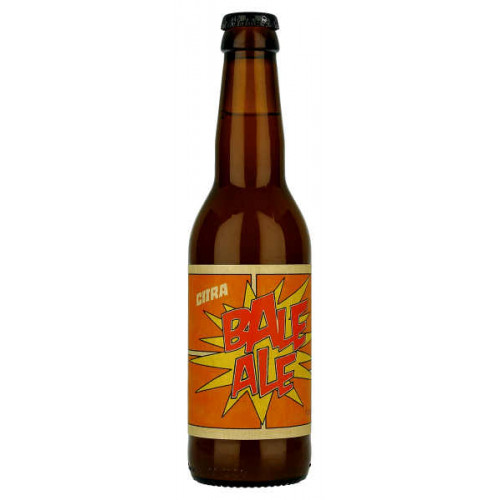 Dry and Bitter Citra Bale Ale