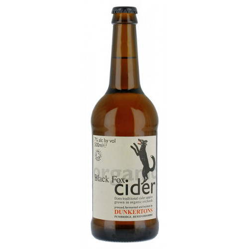 Dunkertons Black Fox Cider