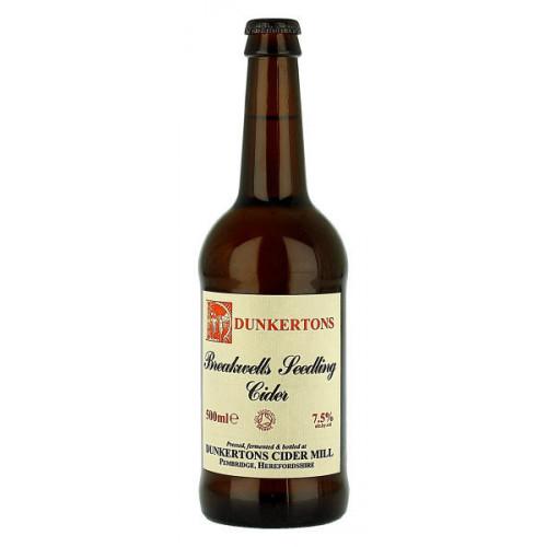 Dunkertons Breakwells Seedling Cider