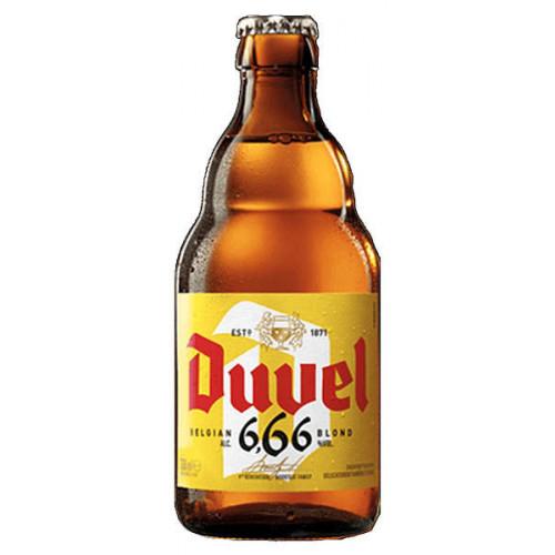 Duvel 6.66 Blond