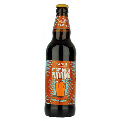 Eagle Brewery Sticky Toffee Pudding Ale