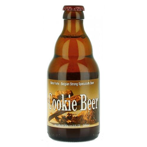 Ecaussinnes Cookie Beer