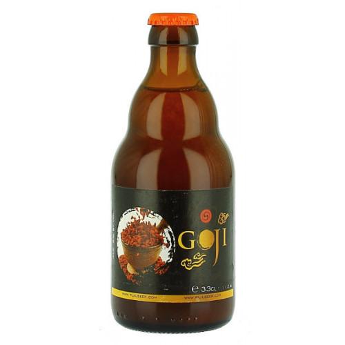 Ecaussinnes Goji Beer