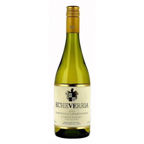 Echeverria Unwooded Chardonnay