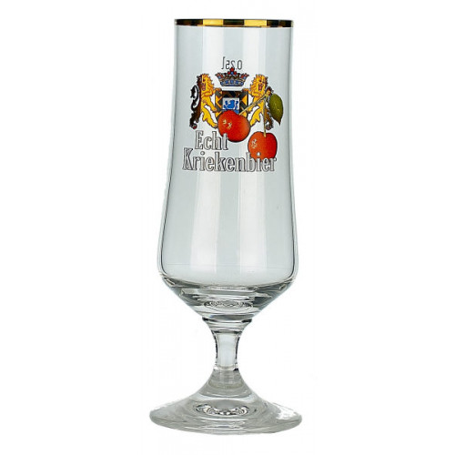 Echt Kriek Goblet Glass 0.25L