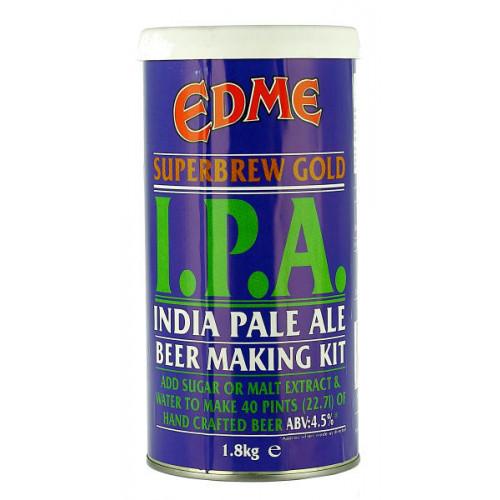 Edme Superbrew I.P.A. Home Brew Kit