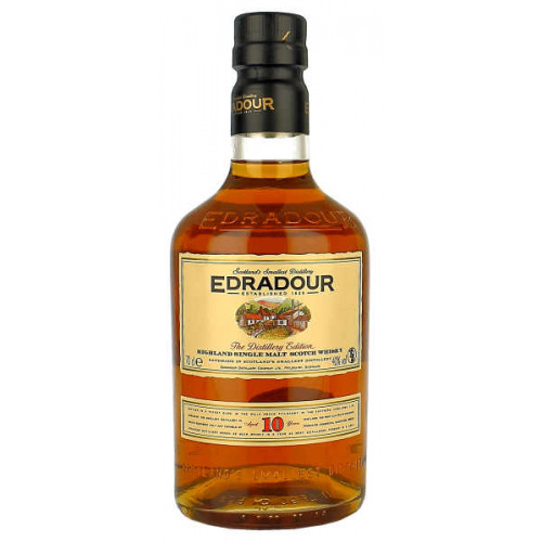 Edradour Aged 10 Years