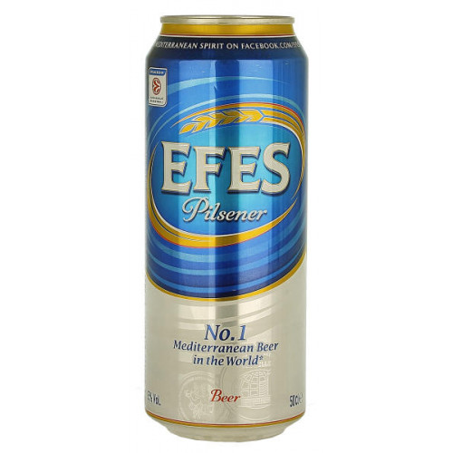 Efes 500ml Can