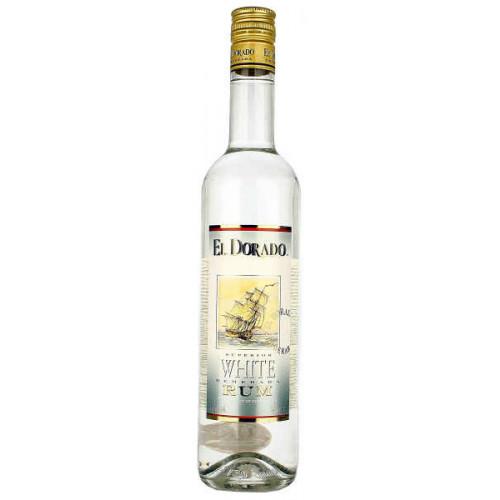 El Dorado Demerara White Rum