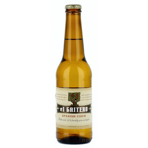 El Gaitero Cider