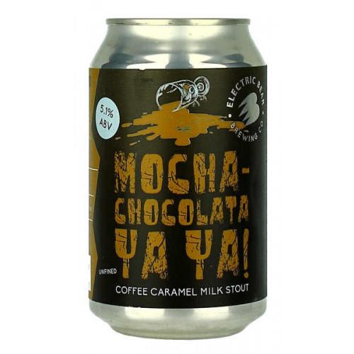 Electric Bear Mochachocalatayaya