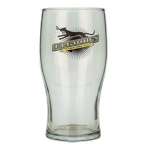 Elgoods Glass (Pint)