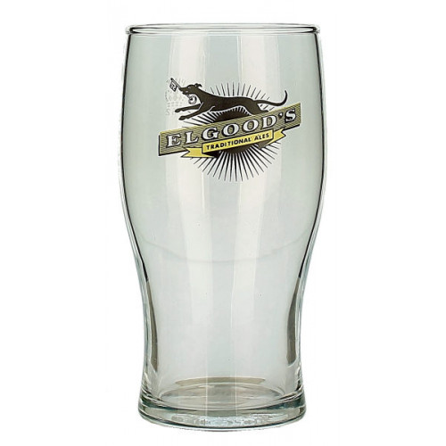 Elgoods Glass (Pint)
