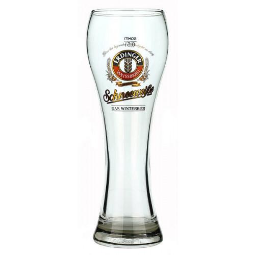 Erdinger Schneeweiss Glass 0.5L
