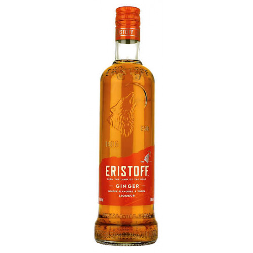 Eristoff Ginger Vodka Liqueur