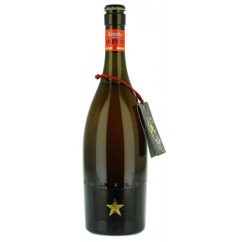 Estrella Damm Inedit 750ml (B/B Date End 09/19)