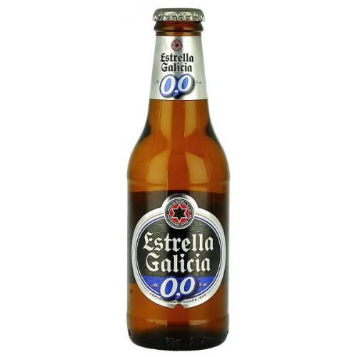 Estrella Galicia 0.0%