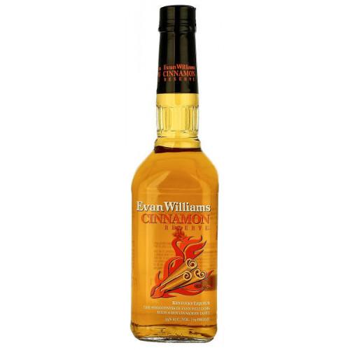 Evan Williams Cinnamon Reserve