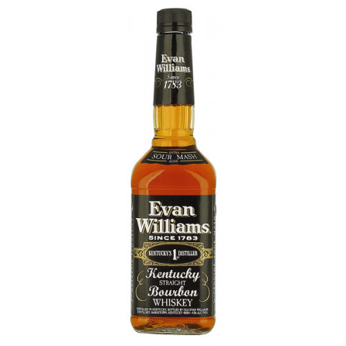 Evan Williams Extra Age