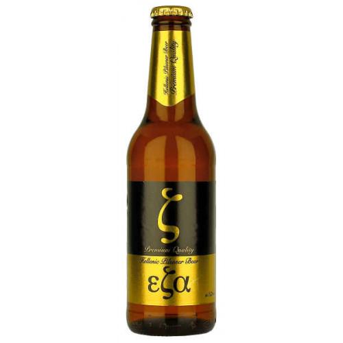 Eza Hellenic Pilsener Beer
