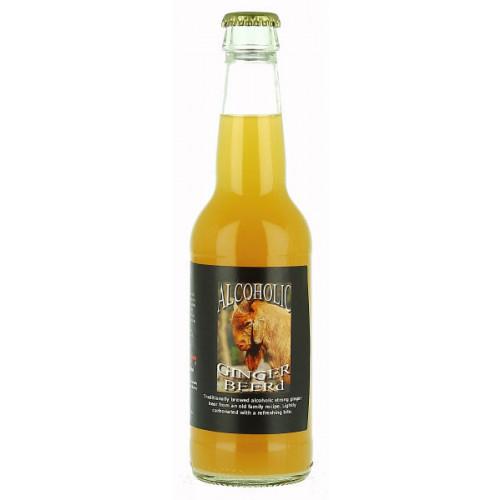 Fallen Angel Ginger Beer 330ml