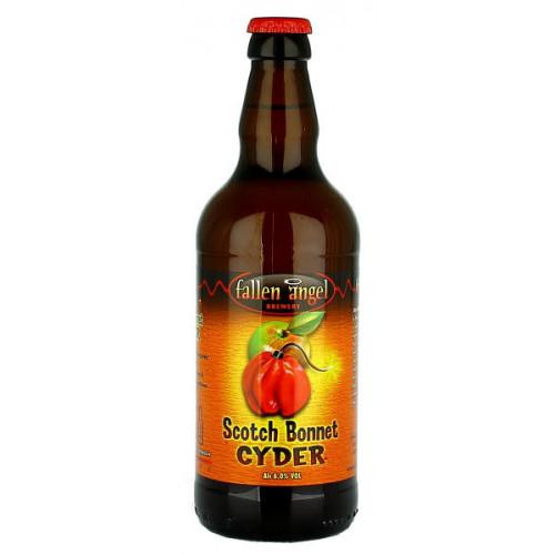Fallen Angel Scotch Bonnet Cider