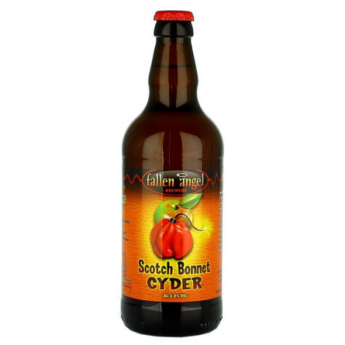 Fallen Angel Scotch Bonnet Cider