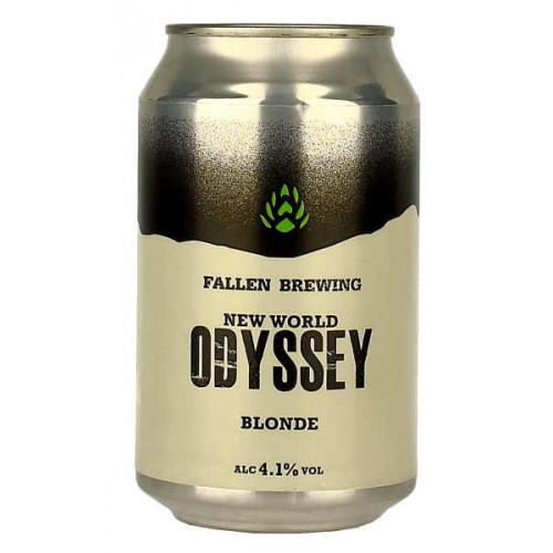 Fallen New World Odyssey