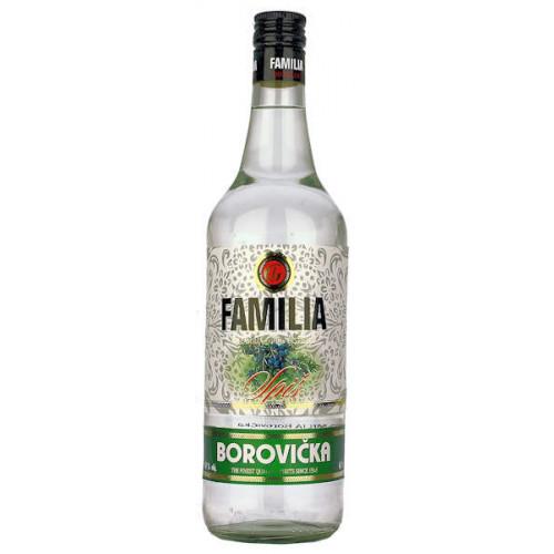Familia Borovicka