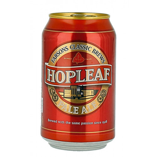 Farsons Hopleaf Pale Ale