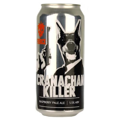 Fierce Beer Cranachan Killer Can