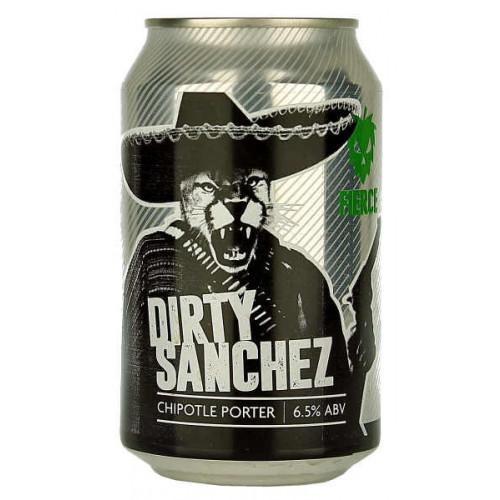 Fierce Beer Dirty Sanchez Can