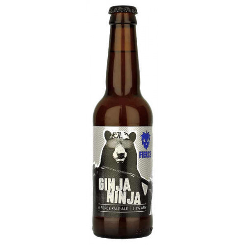 Fierce Beer Ginja Ninja