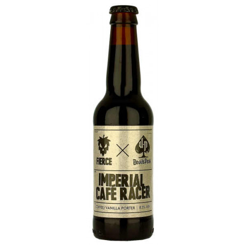 Fierce Beer Imperial Cafe Racer