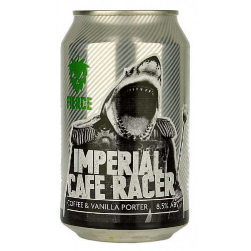 Fierce Beer Imperial Cafe Racer Can