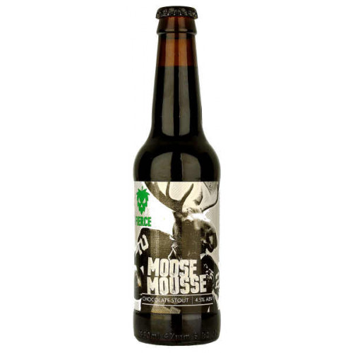 Fierce Beer Moose Mousse
