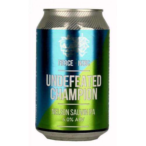 Fierce x NZBC Undefeated Champion
