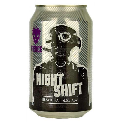Fierce Beer Night Shift Can (B/B Date 27/03/19)