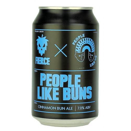Fierce/People Like Us People Like Buns Can