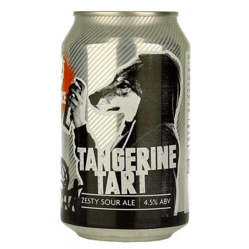 Fierce Beer Tangerine Tart Can