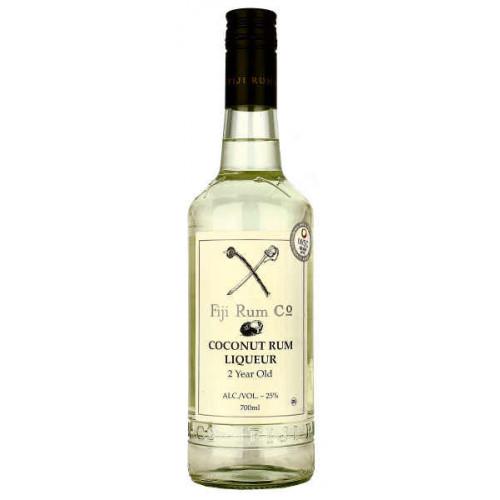 Fiji Rum Company Coconut Rum Liqueur 2yo